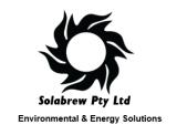 SolaBrew logo